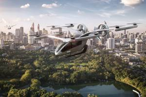 Embraer launches Eve Urban Air Mobility Solutions