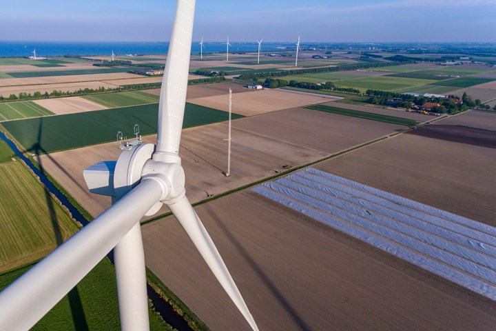 Enercon wind turbine