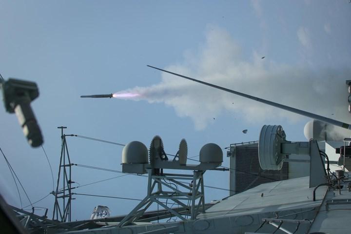 Raytheon Technologies' ESSM missile