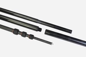Refitech launches carbon fiber composite telescopic tube