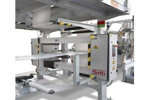 Customized production line optimizes Krempel prepreg quality and production
