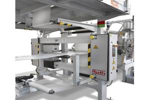 Customized production line optimizes Krempel prepreg quality and production