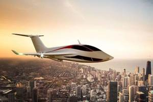 Samad aerospace unveils luxury Q-Starling personal air vehicle