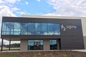 Sigmatex accelerates consolidation of U.S. operations
