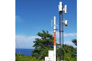 Sojitz invests in IsoTruss composite telecommunication infrastructure