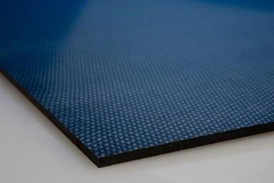 Teijin Ltd's Tenax thermoplastic consolidated laminate