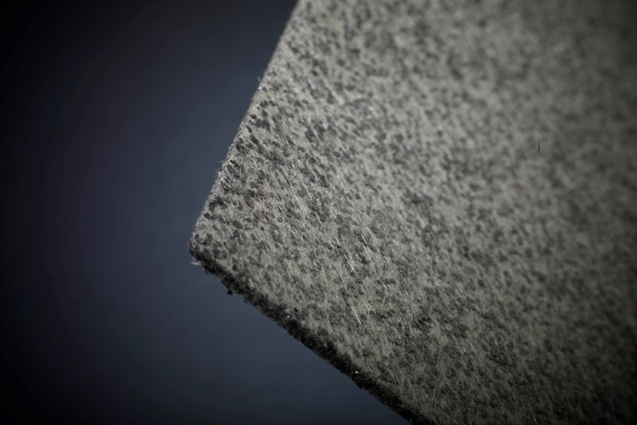 TFP highlights basalt veil and intumescent fire protection materials
