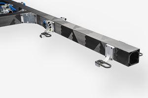 COMPOTECH发射碳素更精细环氧梁的标准范围