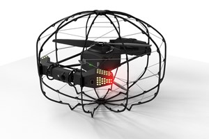 Solvay, Flybotix collaborate on inspection drone