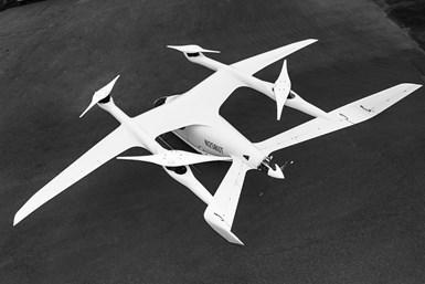 Beta Technologies ALIA 250c UAM aircraft