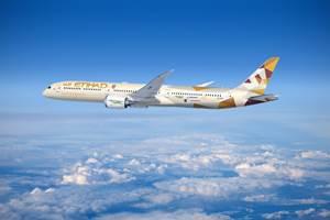 Boeing, Etihad sustainability alliance test ecoDemonstrator 787