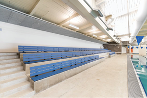 Composite Recycling Technology Center launches recycled carbon fiber sports bench