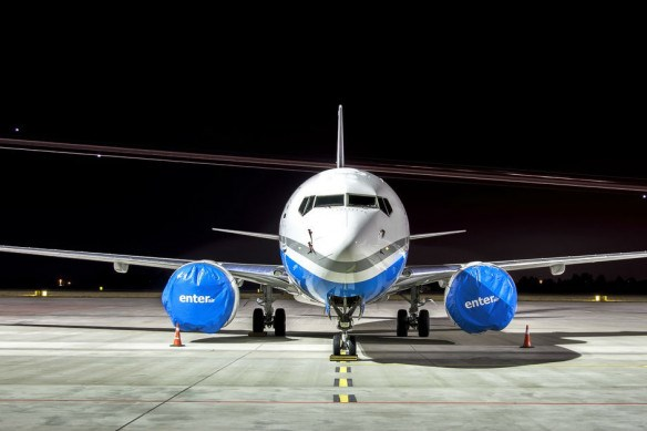 Grounded 737 MAX