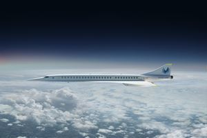 Boom brings Collins Aerospace onboard for supersonic nacelles