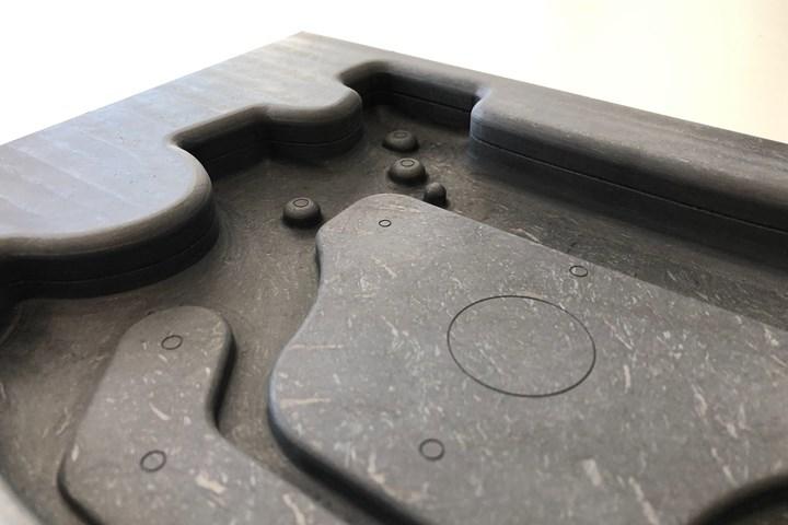 CFP Composites' 360 carbon fiber tooling