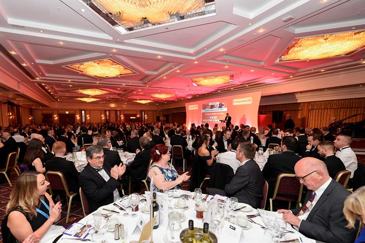 Composite UK 2019 Awards dinner