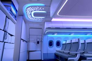 FACC delivers first entrance area for A320 Airspace cabin