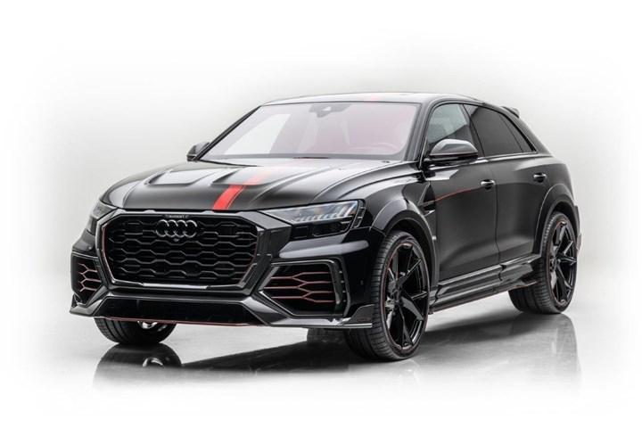 Mansory Audi RSQ8 conversion
