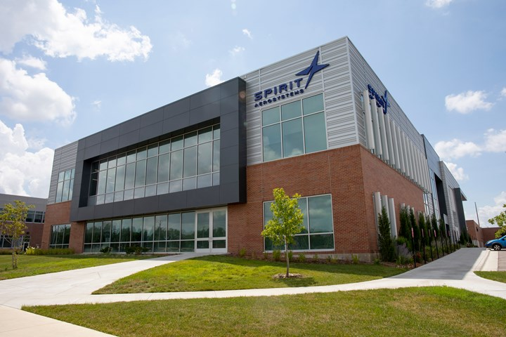 The Partnership 2 building on Wichita State's Innovation Campus