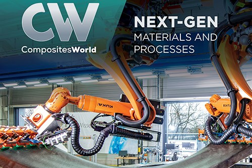 Next-Gen Materials and Processes cover. Photo Credit: CW