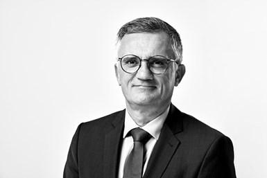 Christopher Sabas, CEO of SABIC