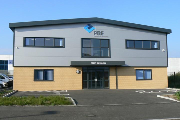 A PRF manufacturing site