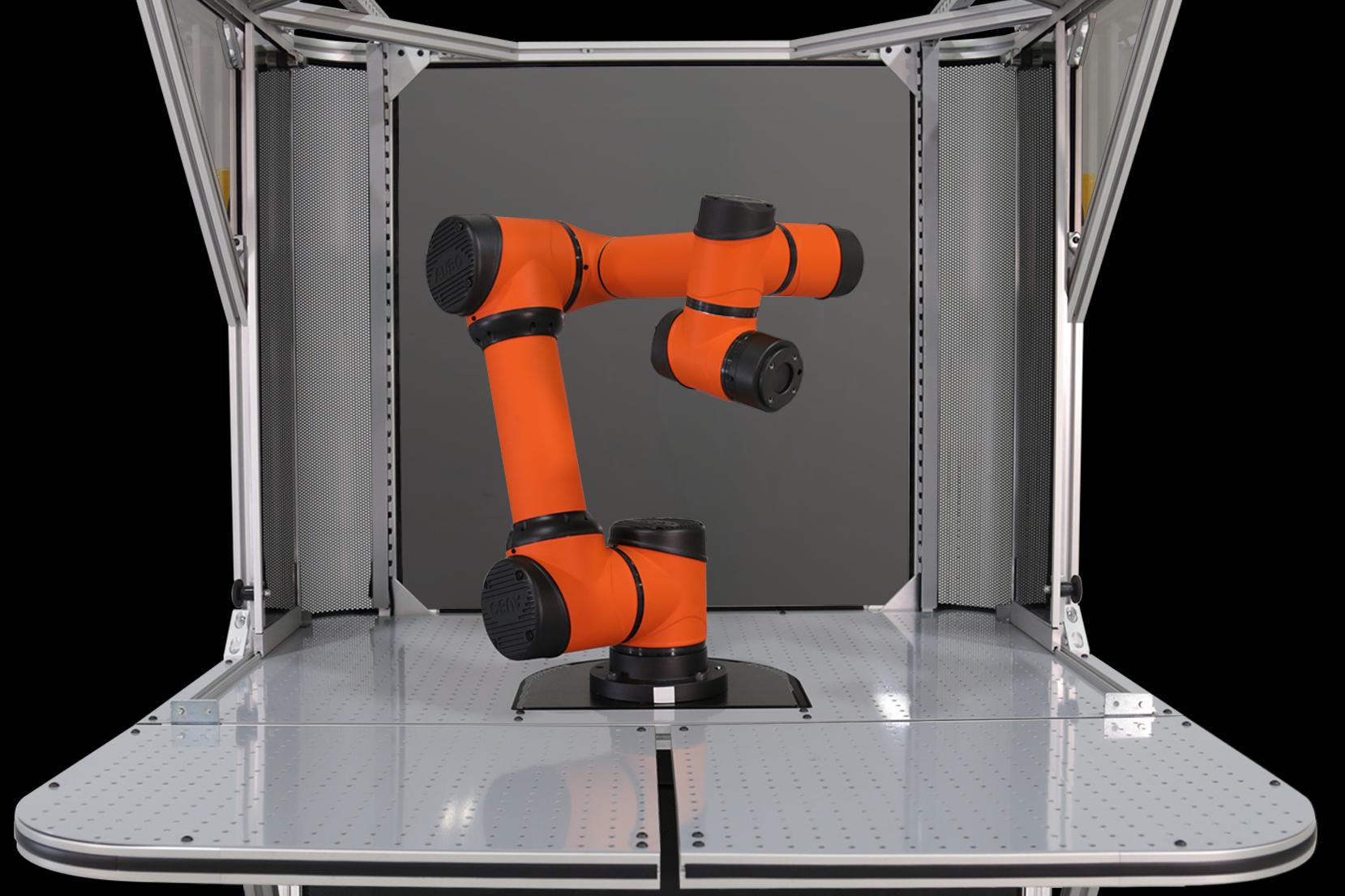 Rapid Robotics launches ready-to-work robotic machine operator