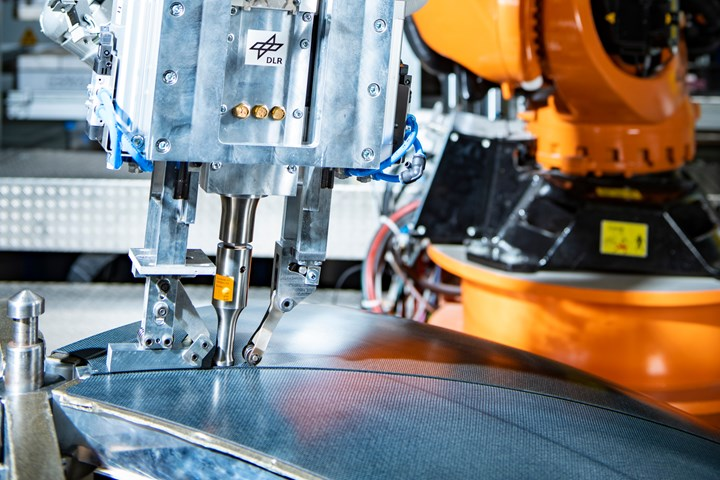 ultrasonic welding of thermoplastic composites for MultiFunctional Fuselage Demosntrator