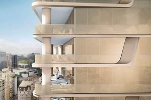 Composites meet precision, weight goals for complex facade design