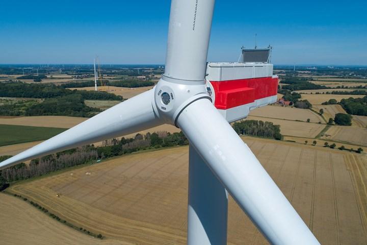 GE Renewable Energy Cypress 6.0-164 turbine