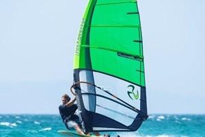 Carbon fiber windsurf fin incorporates Sicomin bio-based epoxy resin