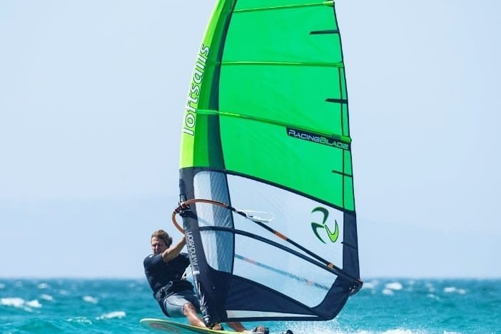 Sonntag sailing fin