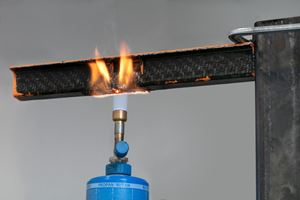 Lanxess thermoplastic material targets high flame-retardant properties