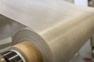 Veelo Technologies increases metallized nonwoven conductivity