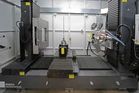 VisiConsult high-precision CT system