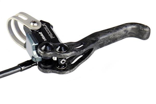 Designing a carbon fiber SMC brake lever image