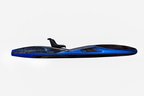 Designing the ultimate stand-up fishing kayak image