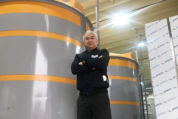 South Korean carbon fiber recycling start-up scales up image