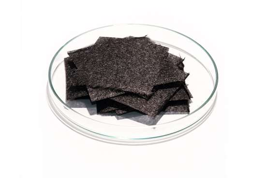 recycled carbon paper produced by CATACK-H