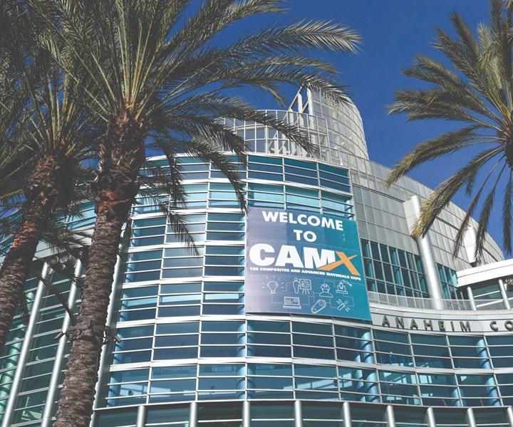CAMX 2019 Anaheim exterior