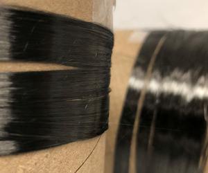 4M demonstrates large-diameter carbon fiber production