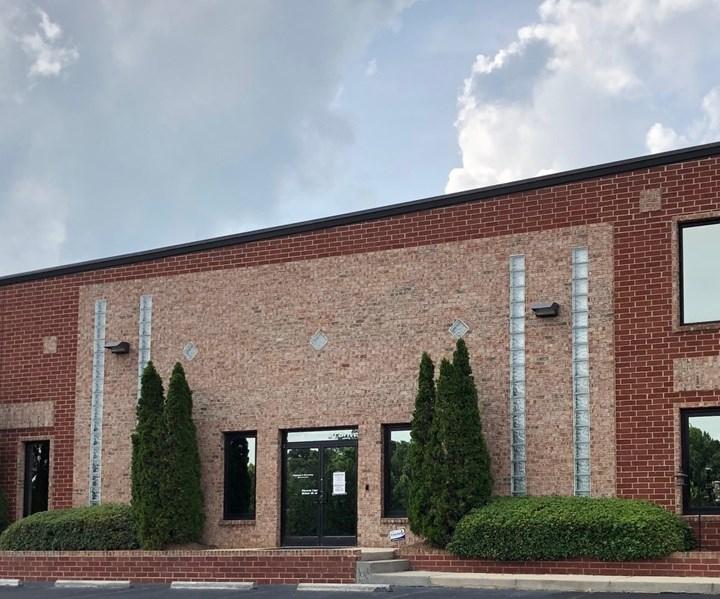 Composite Factory exterior, Mooresville, N.C., U.S.