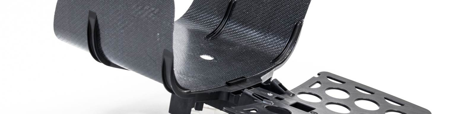 thermoplastic composite car seat
