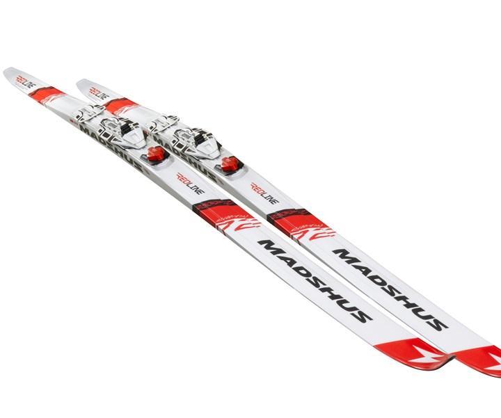 Hexcel Madshus dry carbon fiber tape skis