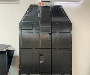 IDI composite designed for EV battery enclosures