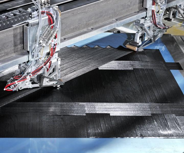 Voith Composites JEC World 2020