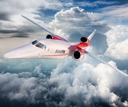 Aerion Supersonic selects Potez Aéronautique as AS2 supplier