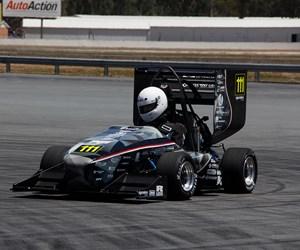 ATL Composites contributes to student-built racing car