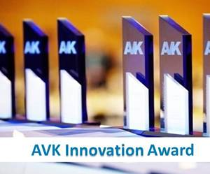 AVK invites submissions for Innovation Award 2020 candidates