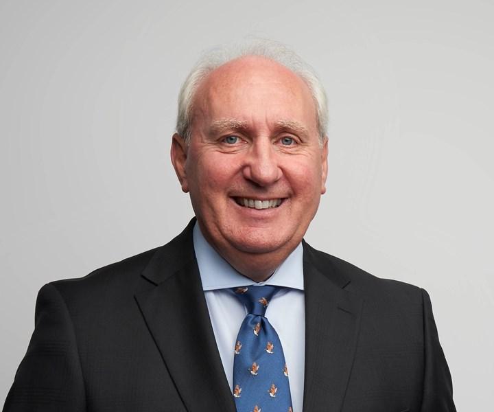 Scott Bader non-executive chairman Paul Smith
